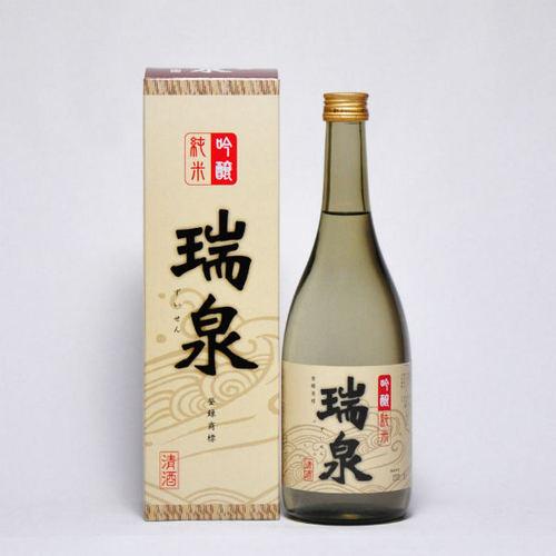 瑞泉 吟醸純米 720ml