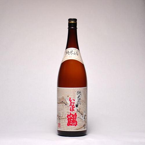 いなば鶴 純米酒 1800ml