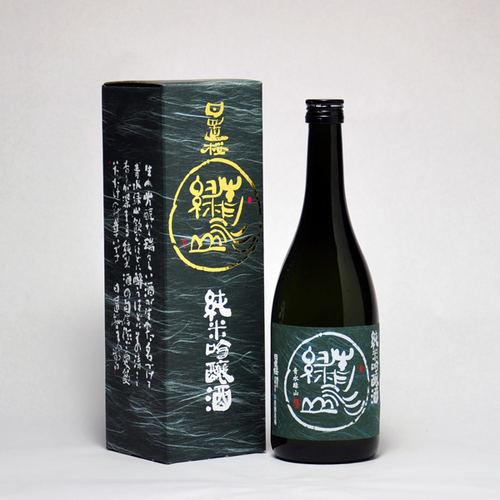 日置桜 純米吟醸 「青水緑山」 720ml