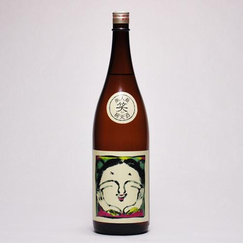 美人長 笑(えみ)純米酒 1800ml