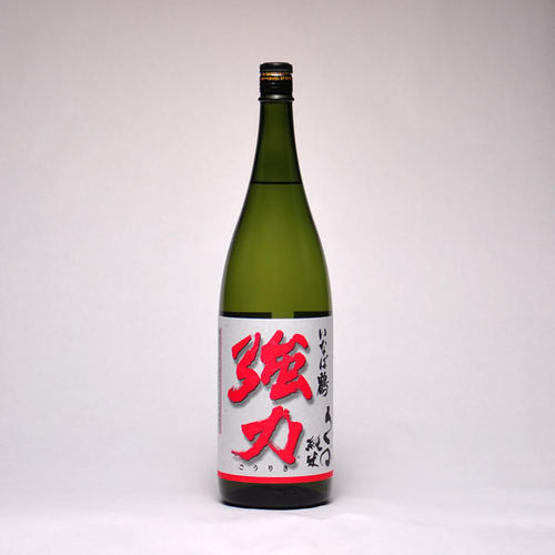 いなば鶴 純米 ろくまる強力(ごうりき)1800ml
