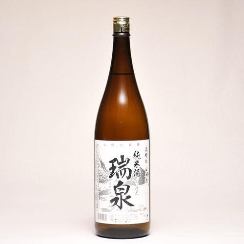 瑞泉 純米酒 1800ml