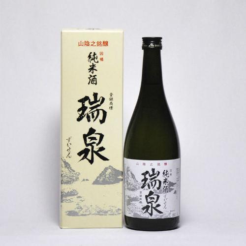 瑞泉 純米酒 720ml