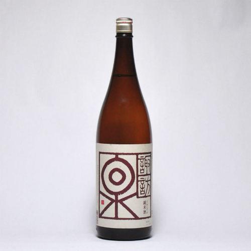 諏訪泉 純米酒 1800ml