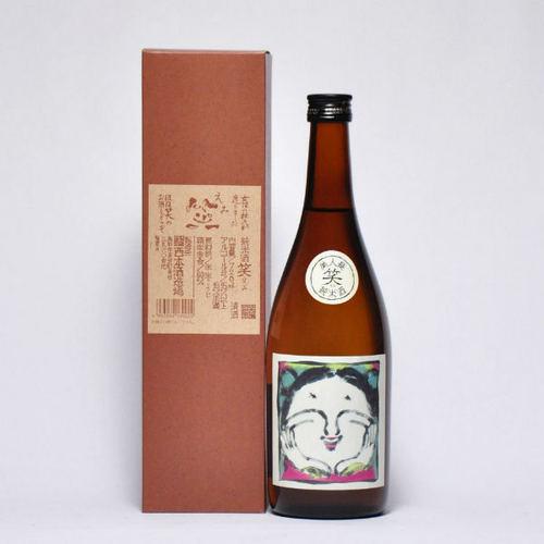 美人長 笑(えみ)純米酒 720ml