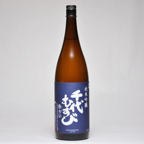 千代むすび 純米吟醸「強力(ごうりき)」1800ml