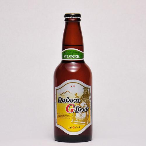 大山Gビール ピルスナー 330ml