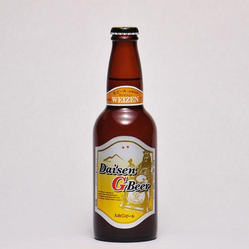大山Gビール ヴァイツェン 330ml